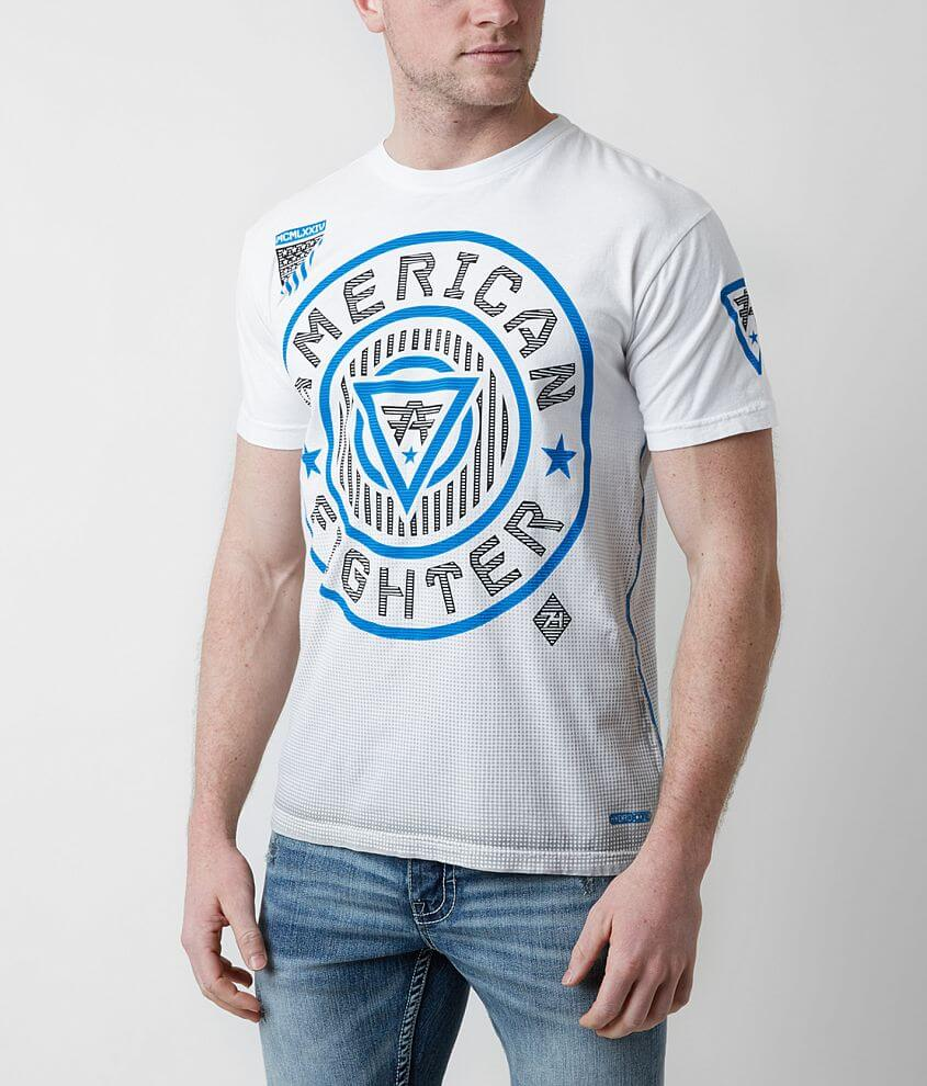 American Fighter Northbridge Hydrocore T-Shirt front view