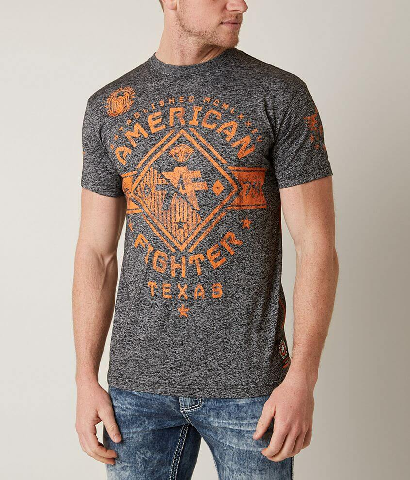 American Fighter Texas Pride T-Shirt front view