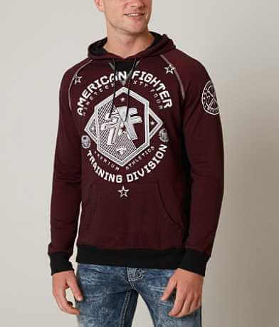 American Fighter Sioux Falls Hooded Sweatshirt