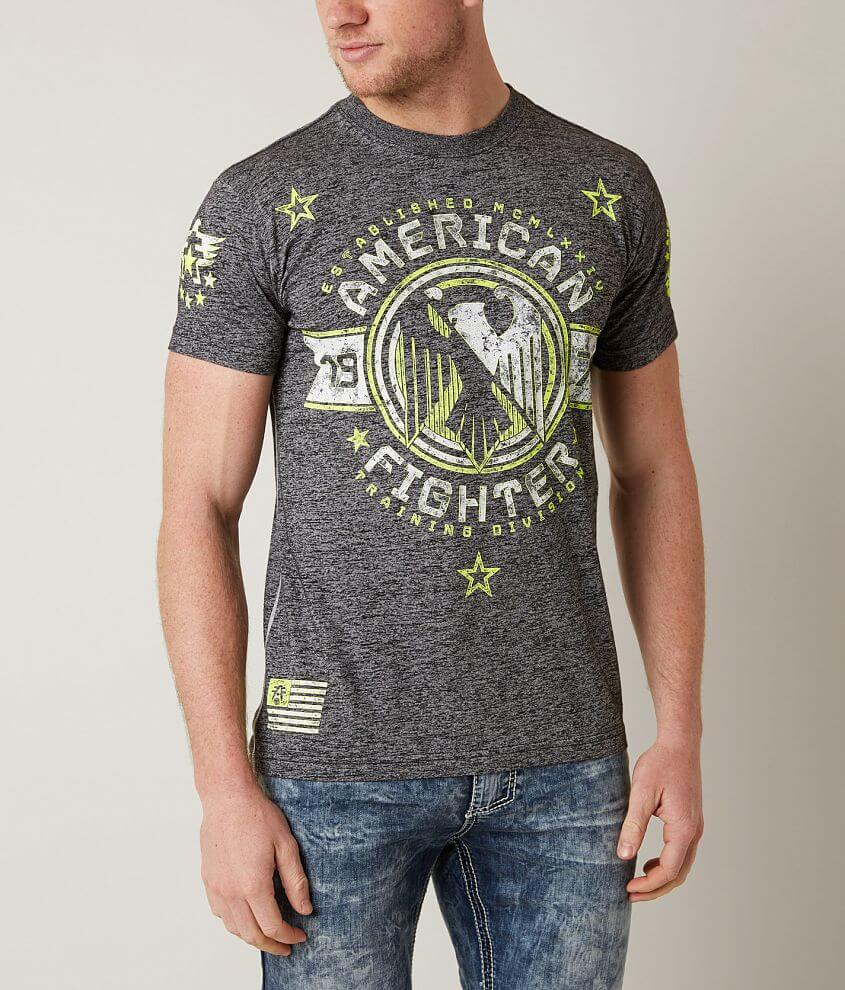American Fighter South Carolina T-Shirt front view