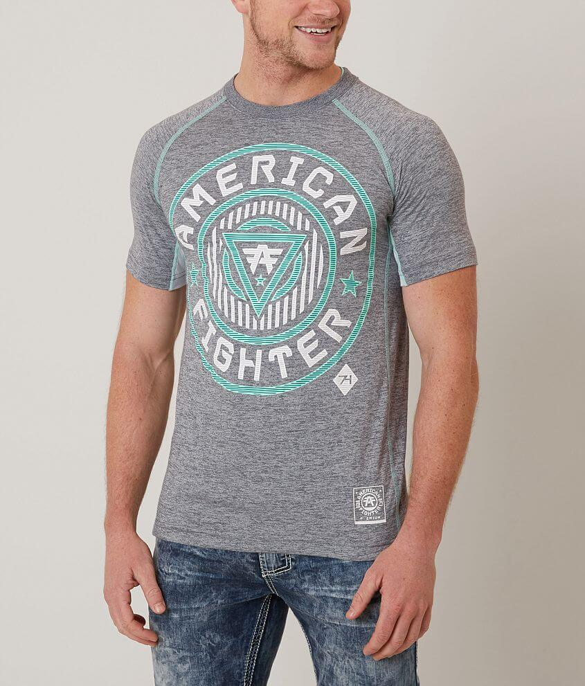 American Fighter Northbridge Linear T-Shirt front view
