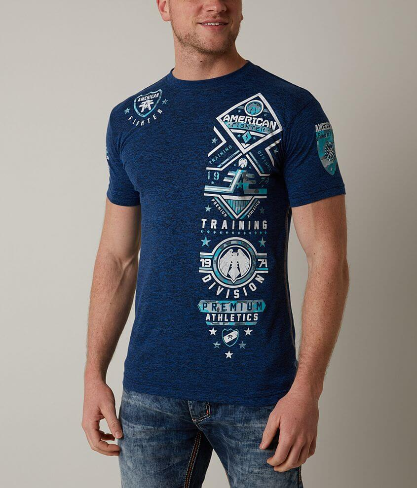 American Fighter McCormick T-Shirt front view