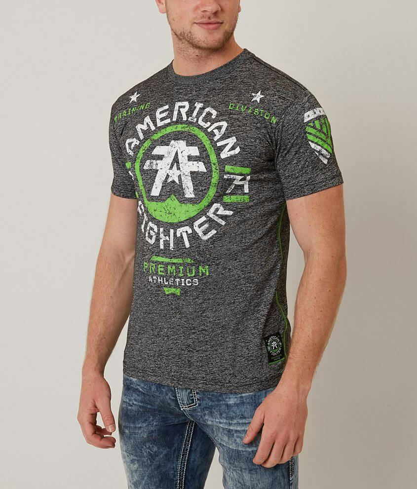 American Fighter Mitchell T-Shirt front view