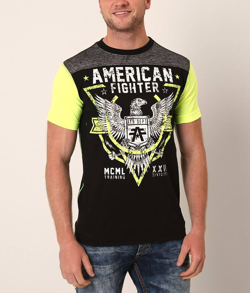American Fighter Cortland T-Shirt front view