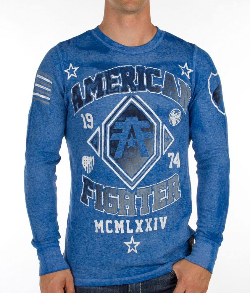 American Fighter Laguna Thermal Shirt front view