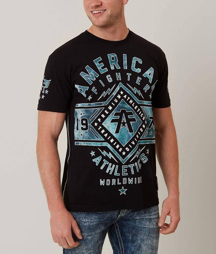 American Fighter Santa Clara T-Shirt front view