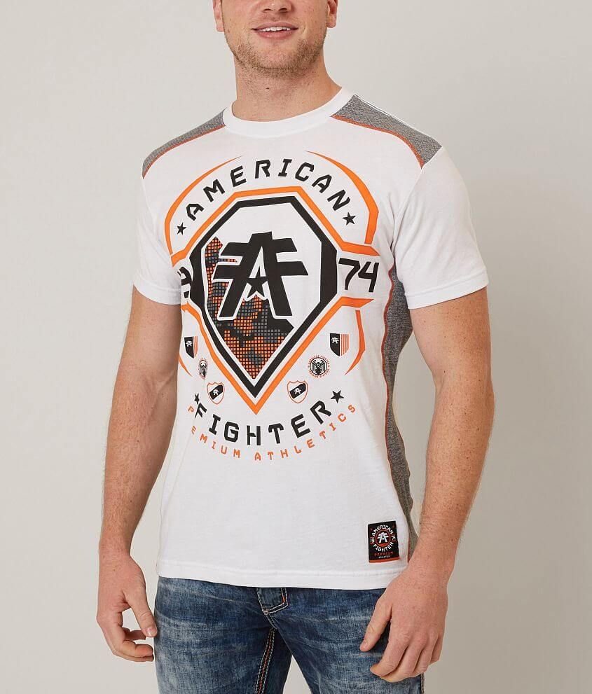 American Fighter Merrimack T-Shirt front view