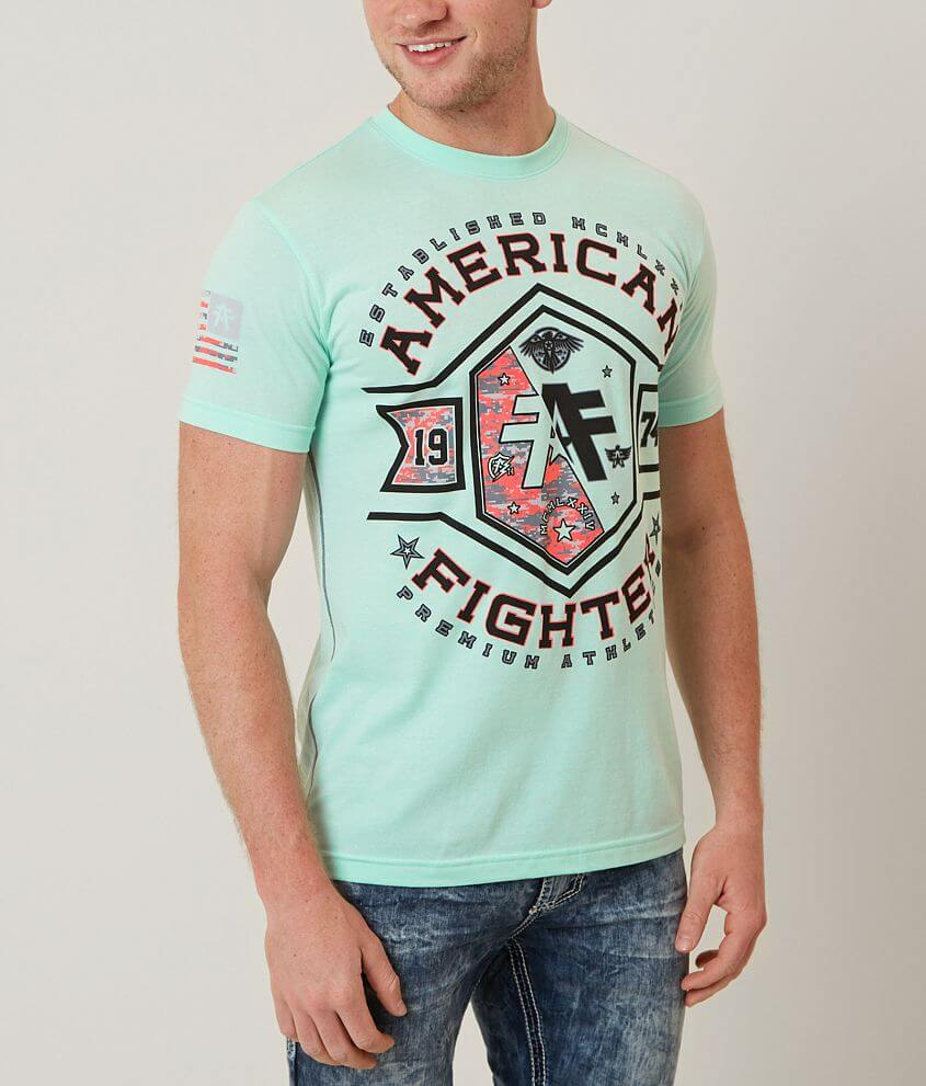 American Fighter Macmurray T-Shirt front view