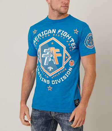 American Fighter Sioux Falls T-Shirt