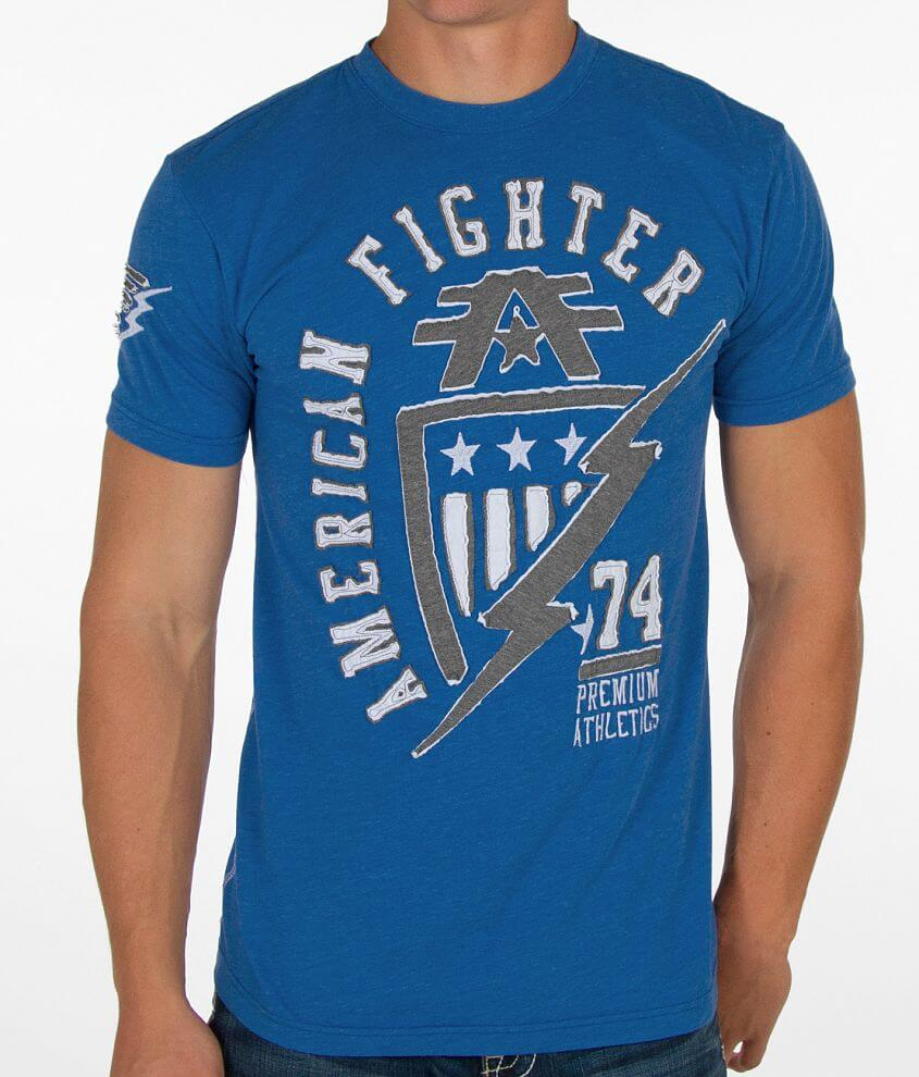 American Fighter Fisk T-Shirt front view