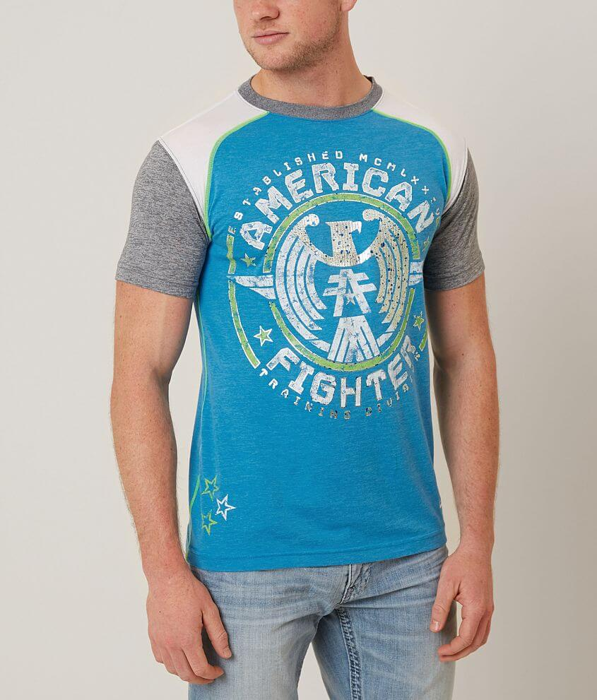 American Fighter Wiley T-Shirt front view
