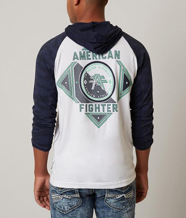 Fighter American Gardner Gardner Fighter Hoodie American American Hoodie Gardner Fighter A1wfAFq