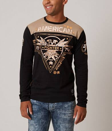 American Fighter Bay State T-Shirt