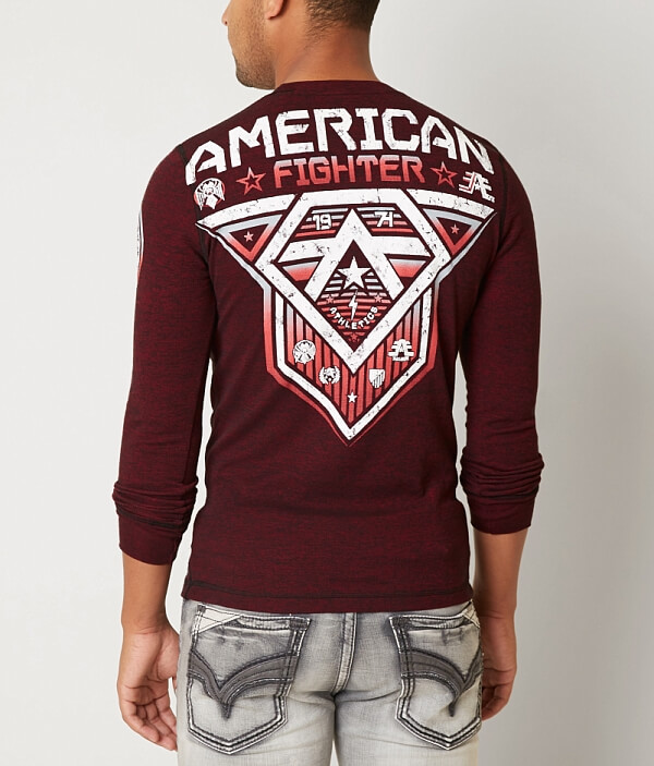 American Shirt Thermal Dakota Fighter North qxqw7pZS