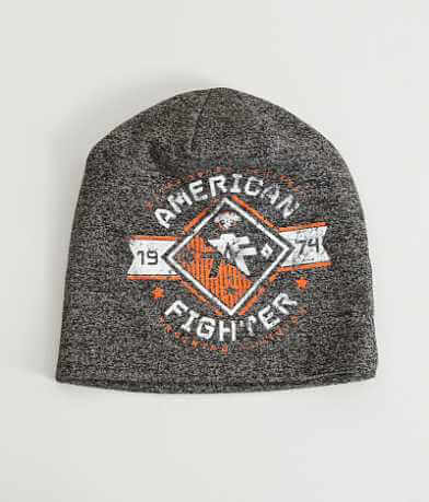 American Fighter Massachusetts Reversible Beanie