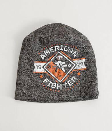 American Fighter Massachusetts Reversible Beanie