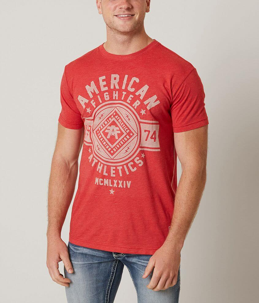 American Fighter Chestnut Hill T-Shirt front view