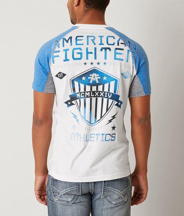 Park Shirt T Ridge Fighter American PUw4q51U7