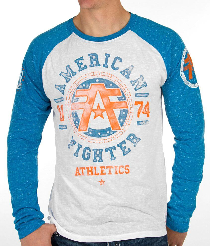 American Fighter Davenpaint T-Shirt front view