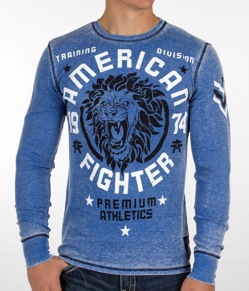 American Fighter Columbia Thermal Shirt front view