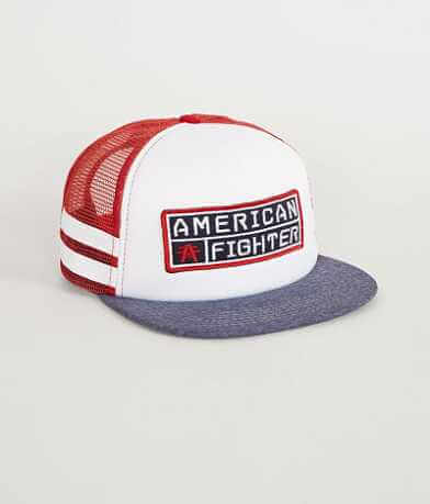 American Fighter Crawford Trucker Hat