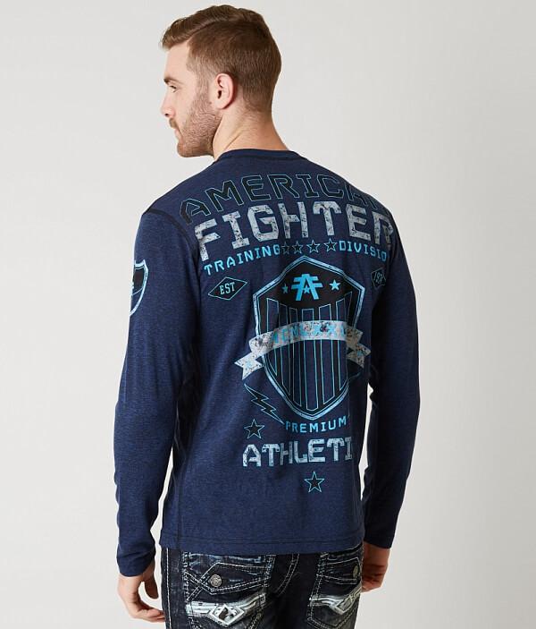 Thermal Thermal American Reversible Shirt Fighter Thermal American American Reversible Fighter Shirt Reversible Fighter Shirt 6aB7HB