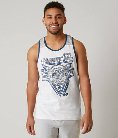 American Fighter Bay State Tank Top