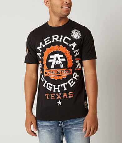American Fighter Texas Rally T-Shirt