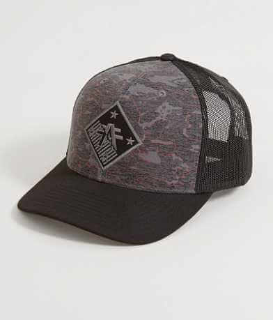 American Fighter Edmond Trucker Hat