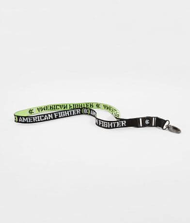 American Fighter Rosemont Lanyard