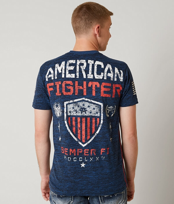 Fighter Marine Shirt American T Support YPqdPwF