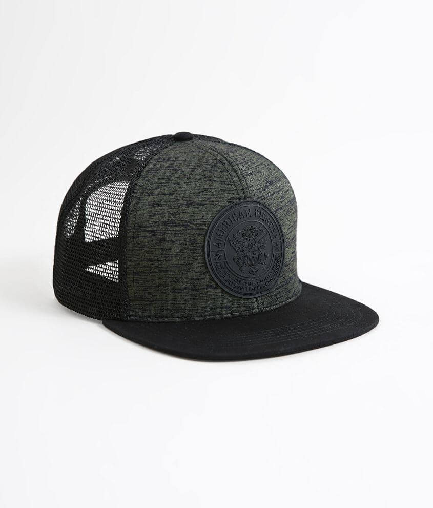 d20513baff5a0 American Fighter Army Trucker Hat - Men's Hats in Black Military ...