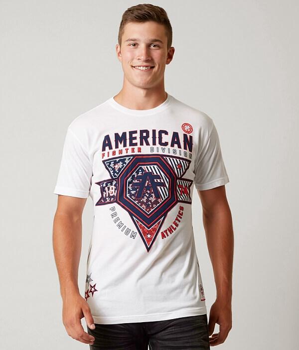 American Wingate American Wingate T T Shirt Fighter Shirt American Fighter gwZvTvqU