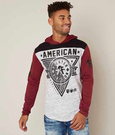 American Fighter Siena Heights Hoodie