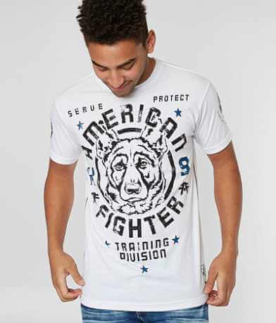 American Fighter K9 T-Shirt