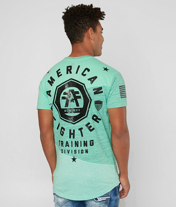 Shirt Fighter Shirt Fighter American T Edgewater Edgewater American T Fighter T American Shirt Edgewater F60w0