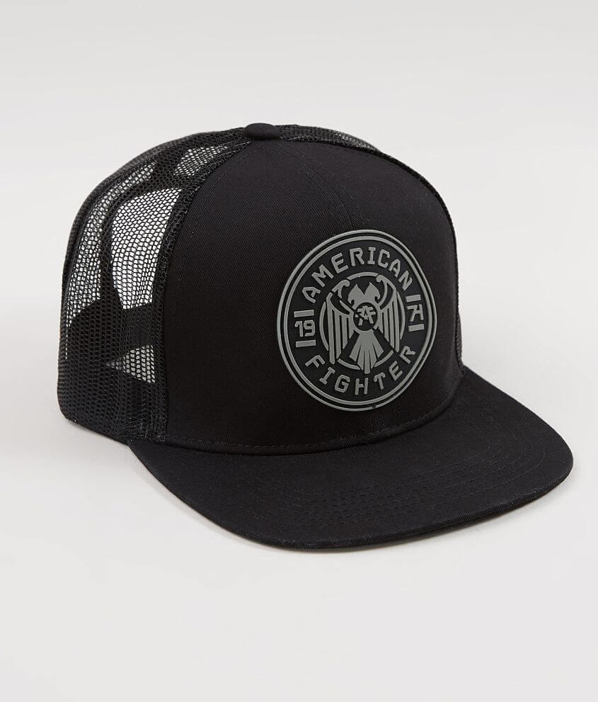 American Fighter Barksdale Trucker Hat front view