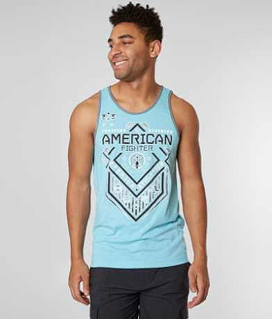 American Fighter Sidewalk Tank Top