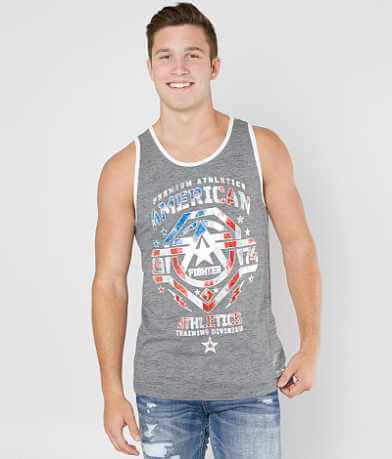 American Fighter New Mexico Tank Top