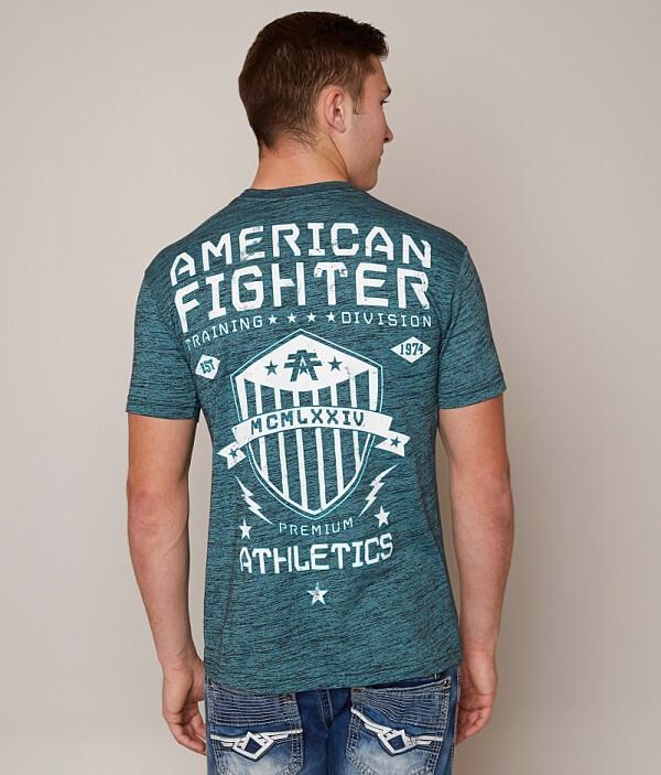 Shirt Ridge Park American Fighter T wPz48R