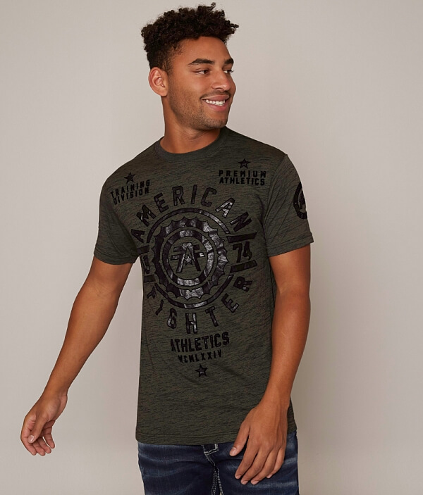 T Fair American Fighter Shirt Grove xwqTpR