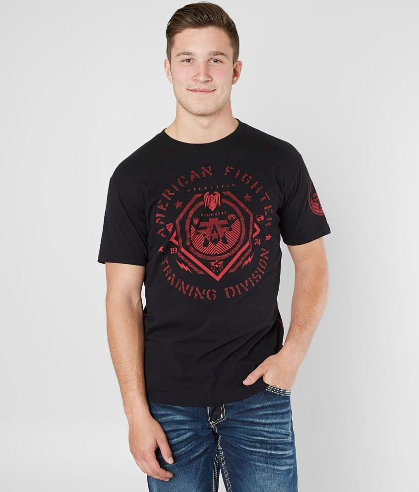 American Fighter Calmar T-Shirt front view