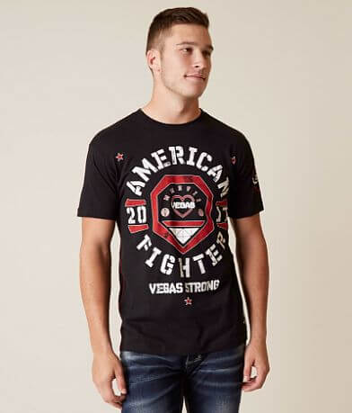 American Fighter Weathers T-Shirt