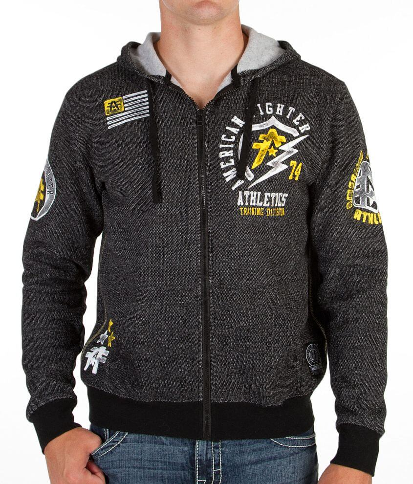 American Fighter Flashpoint Sweatshirt front view