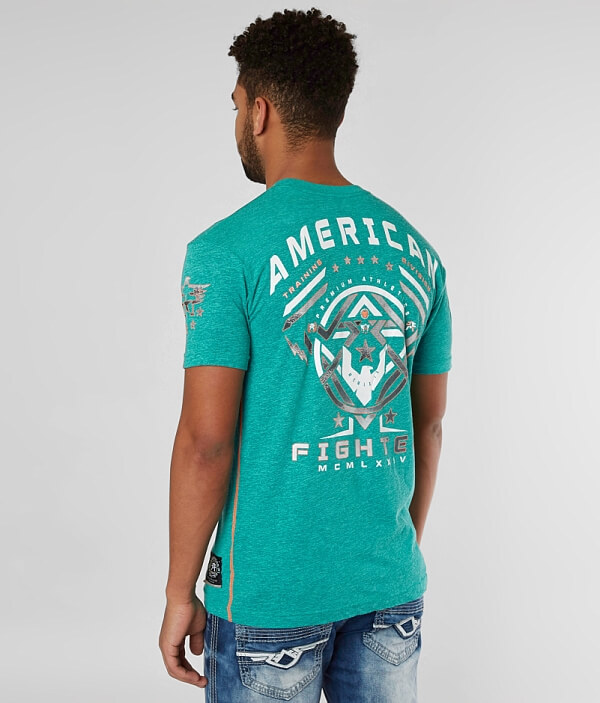Haswell T Fighter American Shirt Fighter T American Haswell Shirt Y7Fqxw