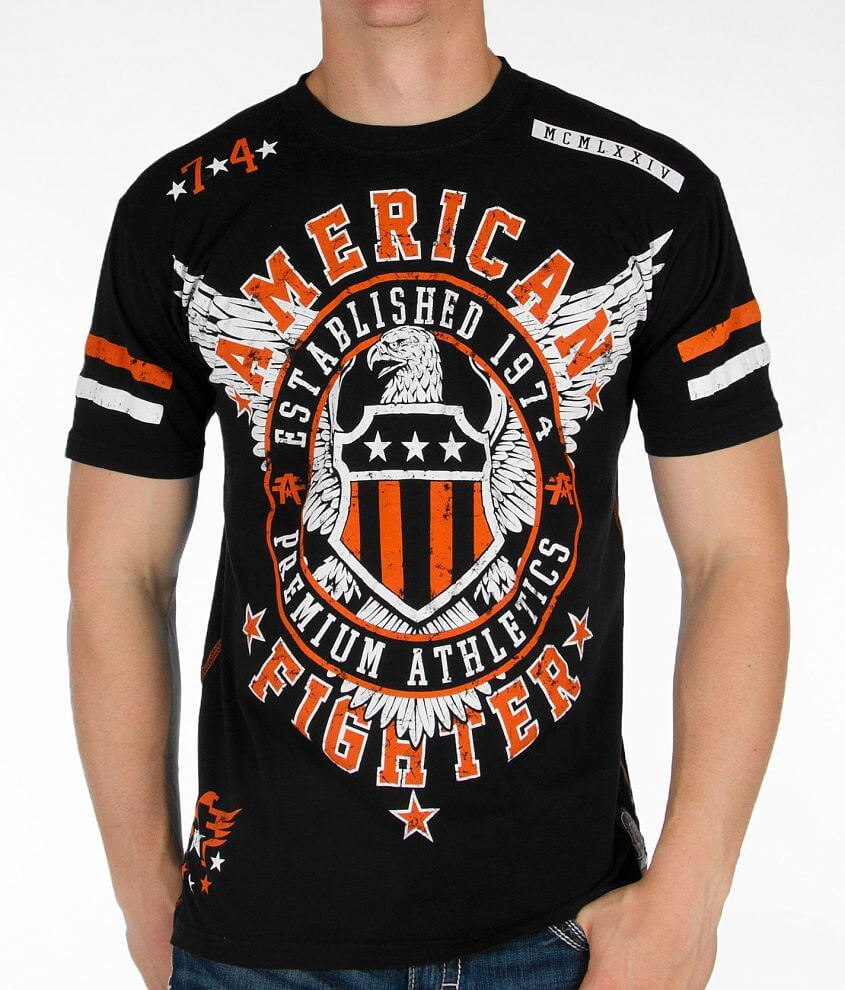 American Fighter Excelsior T-Shirt front view