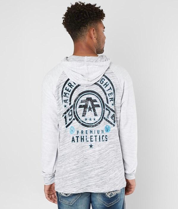 Allport Sweatshirt American American Allport Allport Sweatshirt American Fighter Fighter Sweatshirt American Fighter ZZwqaS14