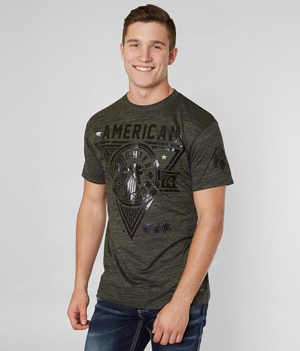 T Heights Siena Fighter American Shirt g8xHwUt