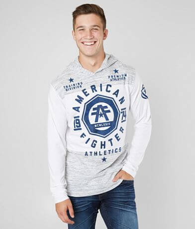 American Fighter Edgewater Pieced Hoodie