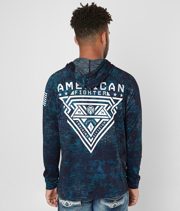 Fighter American Fighter Hoodie Mayville Hoodie American Mayville Mayville Fighter American P0wwqEdp